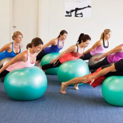 Pilates Club de Mar radazul
