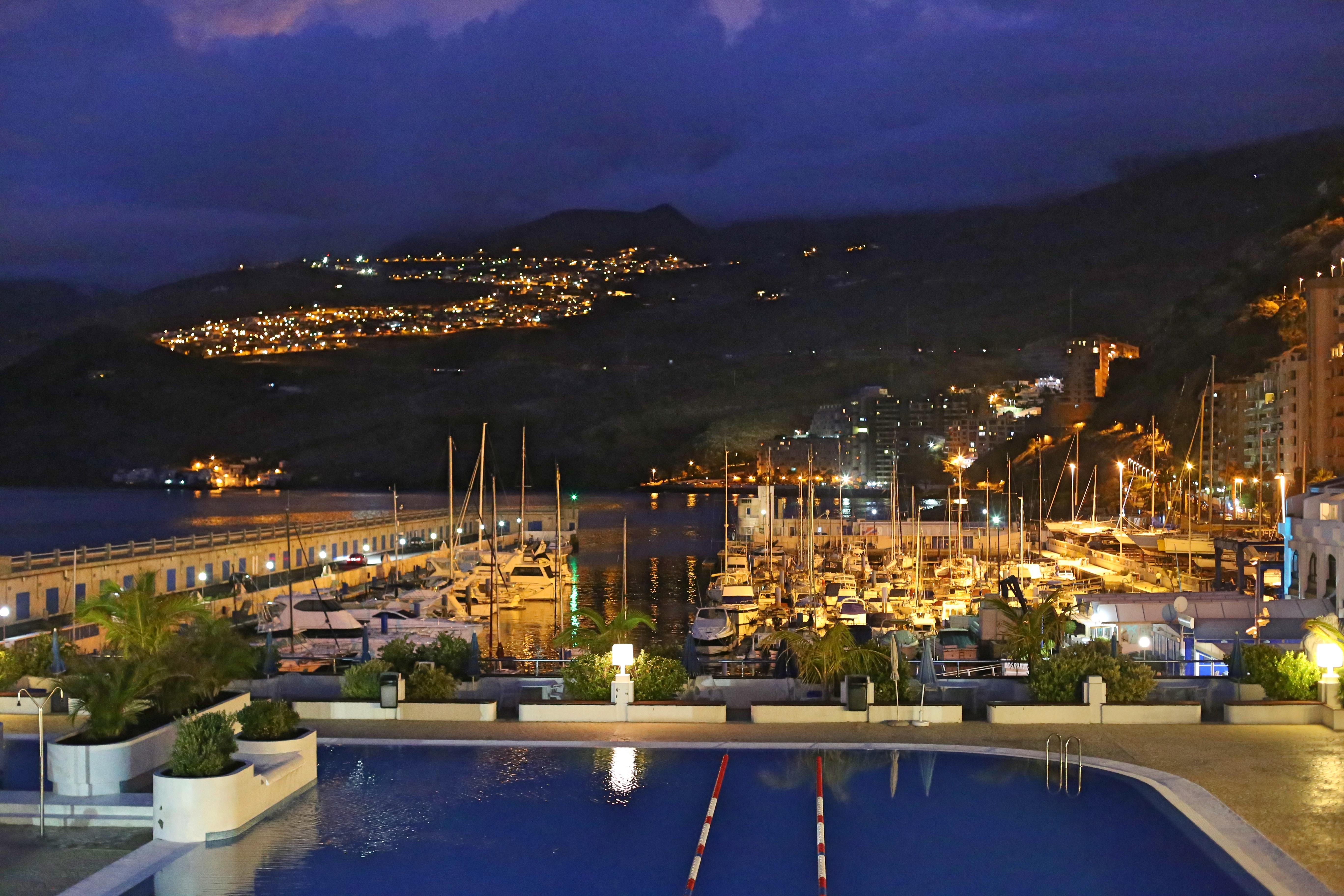 Radazul mar Tenerife
