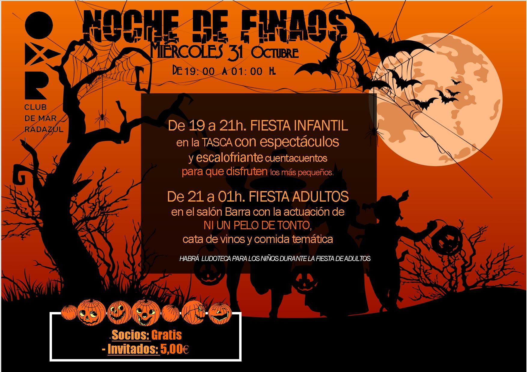 2018 10 NOCHE DE FINAOS FIESTA HALLOWEEN