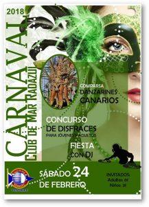Fiesta Carnaval S24:02:2018