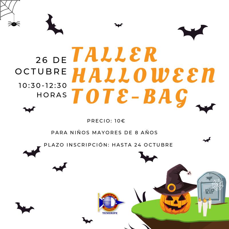 Halloween tote-bag