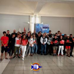 campeonato - vela - regata - laser4.7 - radazul - club de mar radazul - cmradazul