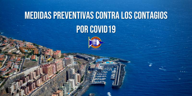 Actualización MEDIDAS PREVENTIVAS CONTRA LOS CONTAGIOS POR COVID19