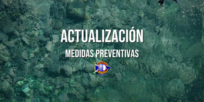 Medidas implementadas en nuestras instalaciones | CMRadazul